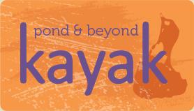Pond and Beyond Kayak